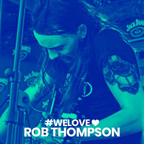 we love rob thompson