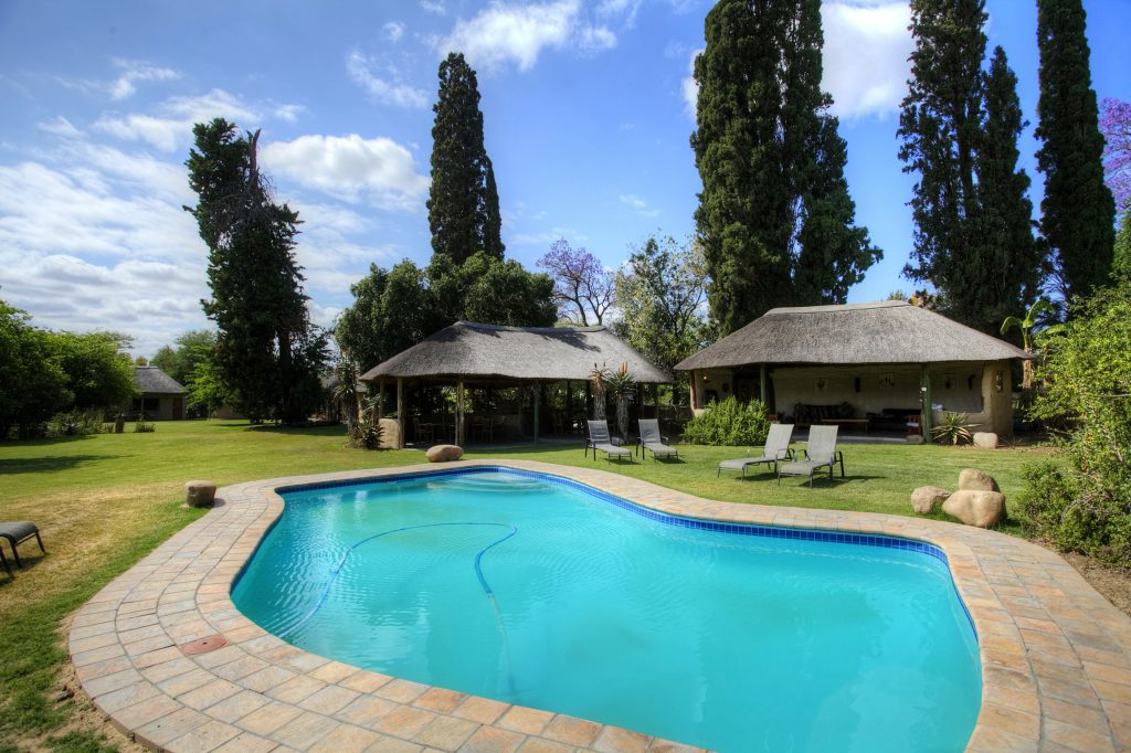 Situated in the heart of malaria-free Addo, 12km from the main gate of the Addo Elephant National Park, and close to the many private reserves of the Greater Addo region. Chrislin Addo Lodge is a tranquil retreat surrounded by Addo citrus farms in South Africa's Eastern Cape.