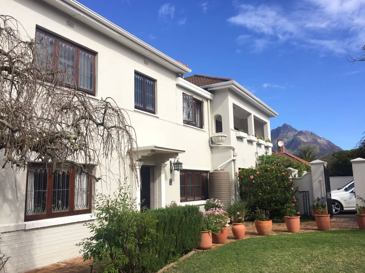 Applegarth Bed and Breakfast in Cape Town